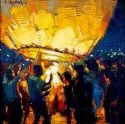 Than Kyaw Htay - Blomming Festival