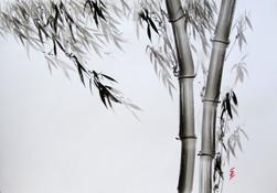 Ko Su - Bamboo Trees 06