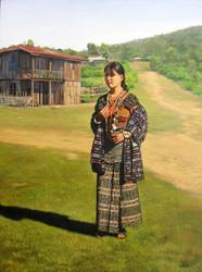 Aye Aung - Chin Girl