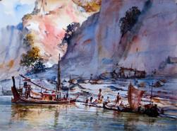 Marlar - Nathamee Cliff, Naung Oo