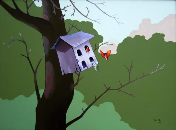 Nu Nu - Birdhouse