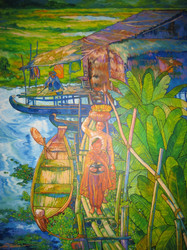 Kyi Thein - Multicolor Design