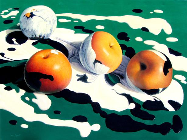 Min Zayar Oo - Apples In Colors 03