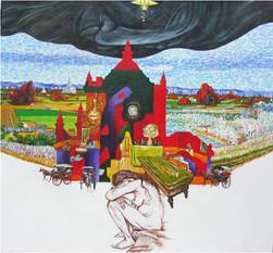 MPP Ye Myint - Van Gogh Visit to Bagan