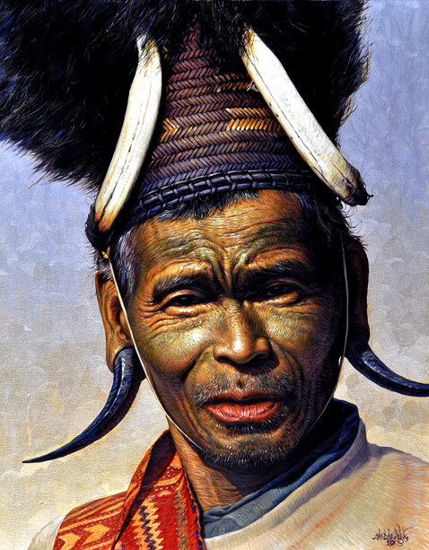 Zaw Zaw Aung - Chin Man