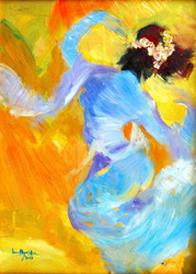 Lun Mya Mya - Lady Dancer