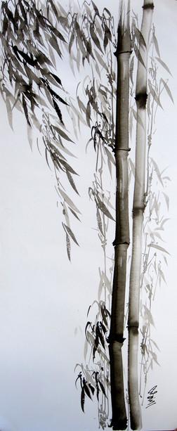 Ko Su - Bamboo Trees 01