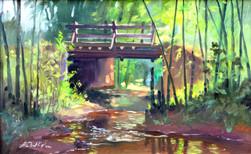 Min Thit Kyi - Nyaubg Wine Bridge