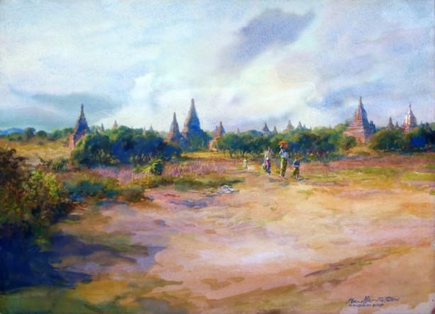 Khin Mg Than - Bagan