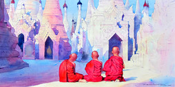 Khin Maung Zaw - Praying