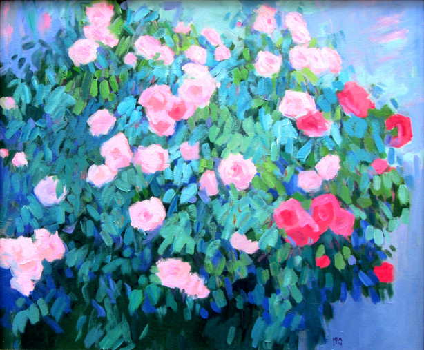 We Pe Myint - Roses