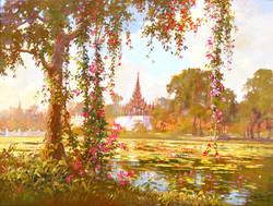 Marlar - Mandalay Palace