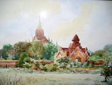 P S. M. Kyaw - Bagan
