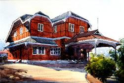 Aye Min-Pyin Oo Lwin-Colonial House 2
