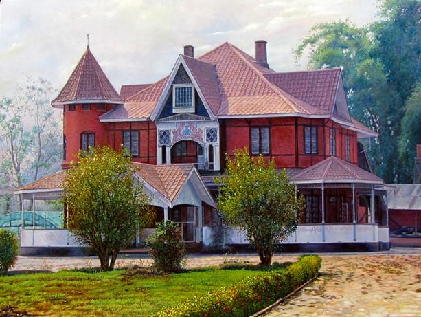Nay Nat Naung - Colonial House