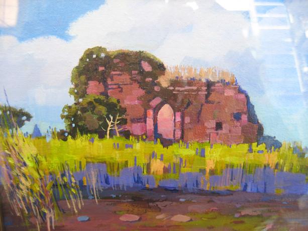 U Mya Thaung - Pink Hill