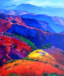 Myoe Kyaw - Reddish Hill 3