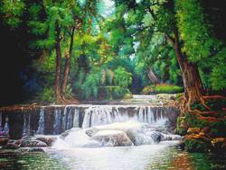 Kyee Soe - Waterfall
