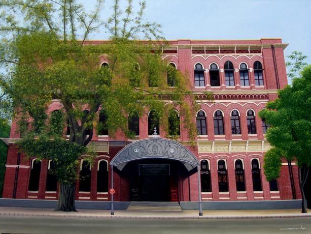 M. Myat Min - Yangon General Post Office