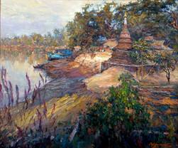 My Kyaw Nyunt - Rakhine River