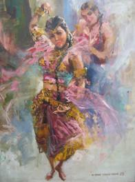 Maung - Bagan Dancer