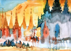ShwedagonPagodaPlatform