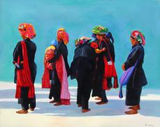 Phoe San - Poa Ladies Returning Home