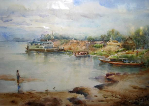 San Latt - Village Jetty