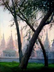 Min Lwin - Ku Tho Daw Pagoda