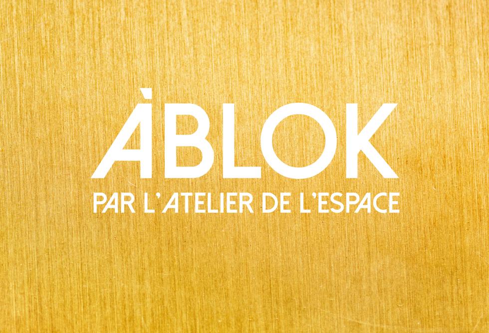 ÀBLOK - Atelier de l'espace