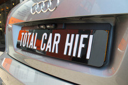 Audi A4 B7 Avant Rear Camera Total Car Hifi