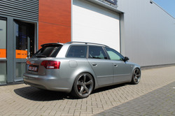 Audi A4 B7 Avant Rear Total Car Hifi