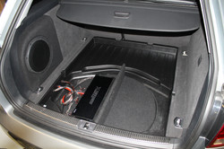 Audi A4 B7 Avant Audio Upgrade Total Car Hifi