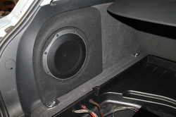 Audi A4 B7 Avant Jl Audio Subwoofer Upgrade Total Car Hifi