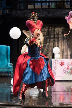 Alice In Wonderland, OSF