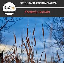 Cartell Expo Foto Contemplativa Espai30.