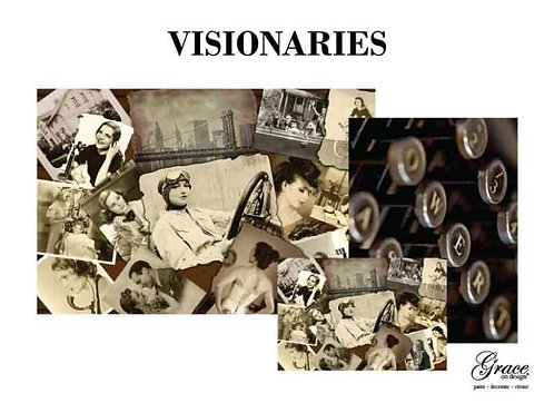 Visionaries Decoupage Pack