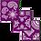 Thumbnail: Mosaic Silkscreen Stencil