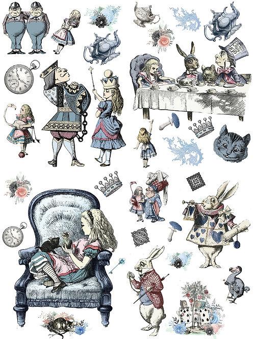 Alice In Wonderland Transfer