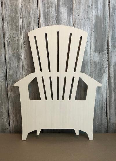 """Paint Your Own"" Adirondack Chair"