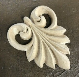 WoodUBend Applique 1009