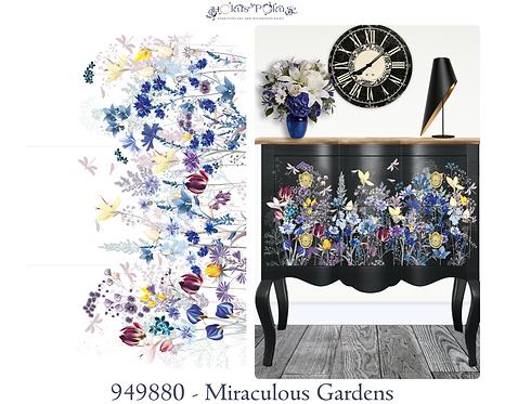 Miraculous Gardens Transfer