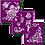 Thumbnail: Floral Silkscreen Stencil