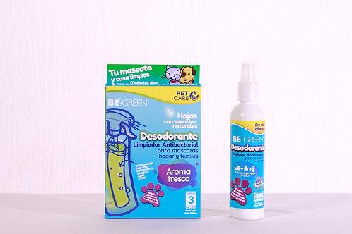 Desodorante Antibacterial