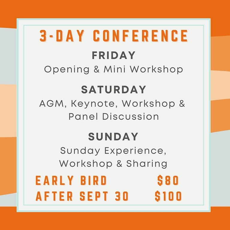Unity Canada Conference | 3-Day Virtual Event