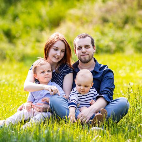 Séance Famille à Kientzheim