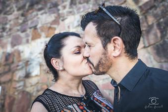 Séance couple Sandra et José