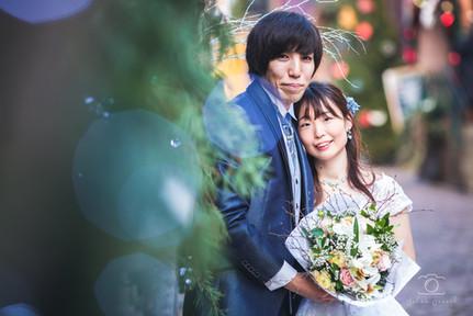 Mariage de Naoko et Natsuki