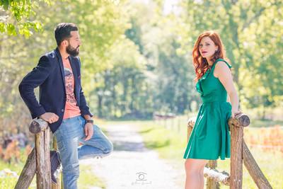 Séance couple C & A