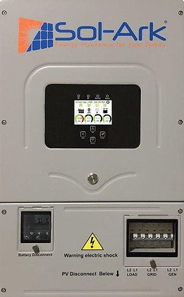 SOL-ARK 12KW Hybrid Inverter OUTDOOR